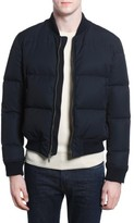 Todd Snyder Men's Down Bomber Jacket