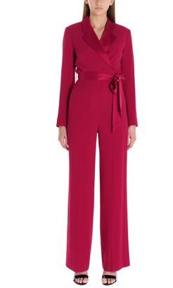 Diane von Furstenberg Belted Jumpsuit