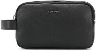 Diesel Grained Wash Bag