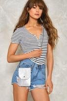 Nasty Gal nastygal WANT Call Me On My Cell Phone Crossbody Bag