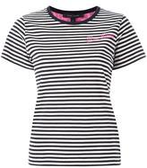 Marc Jacobs patchwork T-shirt - women - Cotton - L