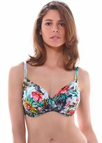 Fantasie Wakaya Underwire Gathered Full Cup Bikini Swim Top (FS6161)/