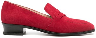 ALEXACHUNG Low-Heel Loafers
