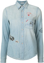 Mother denim shirt - women - Cotton - XS