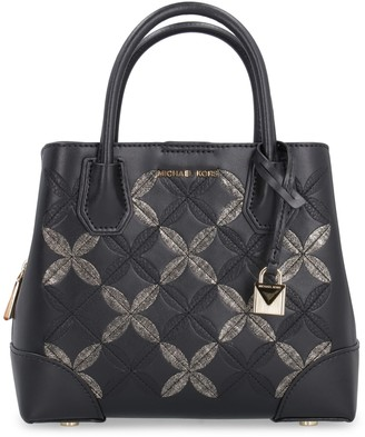 Michael Kors Mercer Gallery Leather Bag