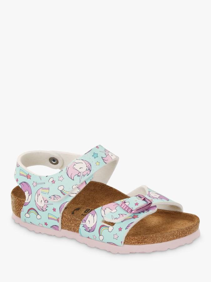 Birkenstock Children's Colorado Unicorn Buckle Sandals