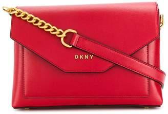 DKNY Alexa textured crossbody bag