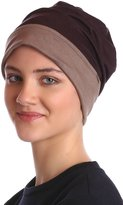 Deresina Headwear Reversible Cotton Beanie for Cancer, Hair Loss | Unisex Beanie