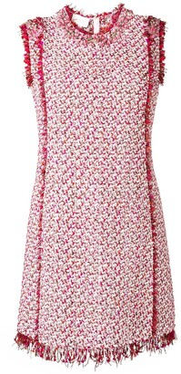 Giambattista Valli Boucle Shift Dress