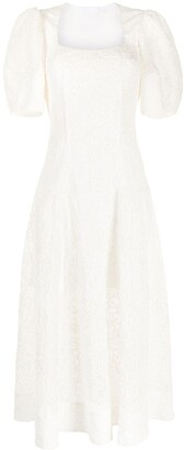 Jonathan Simkhai Rumi corded lace dress