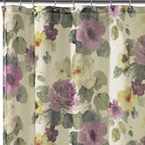 QUEEN STREET Queen Street Carlyon Floral Shower Curtain