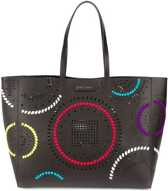Orciani Perforated Tote