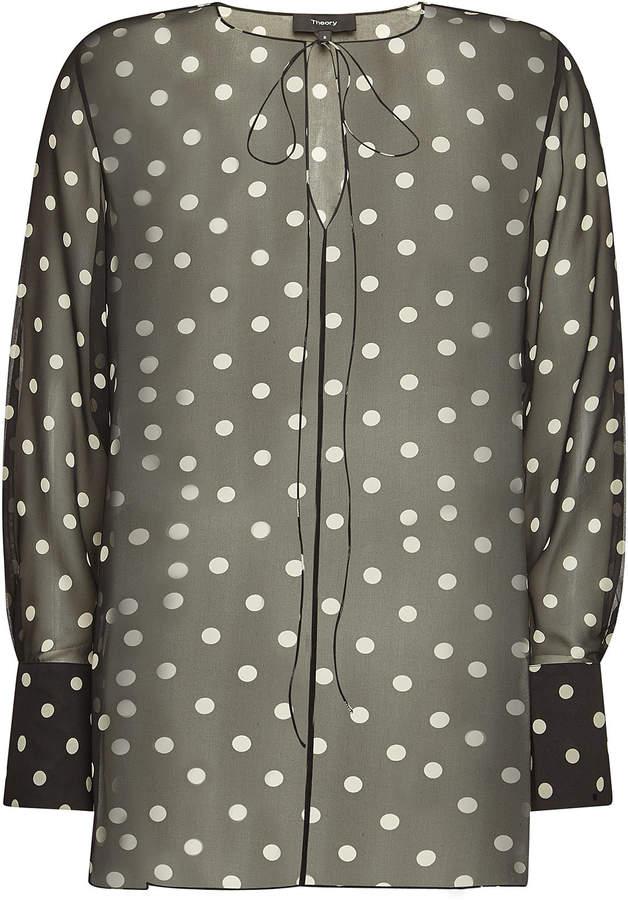 f45edbd2d5de83 Polka Dot Silk Top - ShopStyle UK