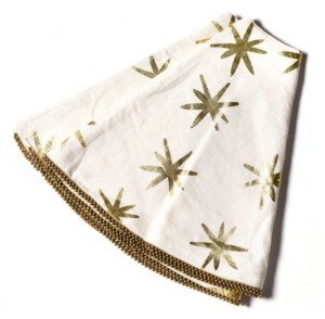 Coton Colors by Laura Johnson Star Tree Skirt