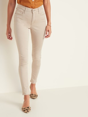 Old Navy High-Waisted Sateen Rockstar Super Skinny Jeans for Women