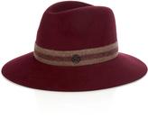 Maison Michel Henrietta wool-felt hat