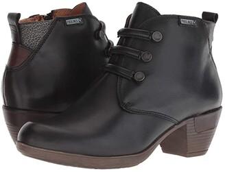 PIKOLINOS Rotterdam 902-8746 (Black Olmo) Women's Shoes