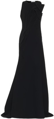 Maticevski Avow crepe gown