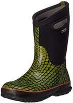 Bogs Classic High Waterproof Insulated Rubber Neoprene Rain Snow Boot,Multi