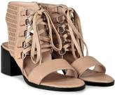 Senso Milo Lace-up Leather Sandals