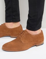 Zign Shoes Suede Derby Shoes