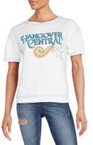 Wildfox Couture Hangover Central Graphic Top