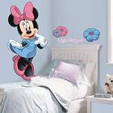 Disney RoomMates Mickeys Clubhouse Minnie Mouse Giant Wall Sticker