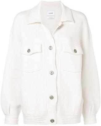 Barrie Cashmere Oversize Jacket