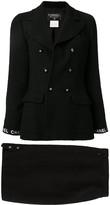 Set Up Suit Jacket Skirt