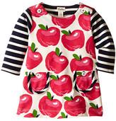 Hatley Nordic Apples Mod Dress (Infant)