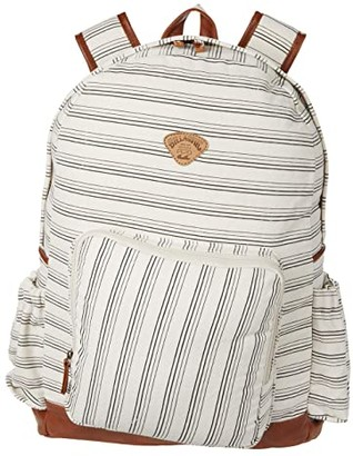 Billabong Home Abroad (Black/White) Backpack Bags