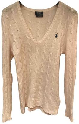 Polo Ralph Lauren White Wool Knitwear for Women