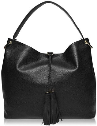 Ted Baker Demmi Soft Leather Hobo Bag