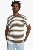 French Connection Striped Crew Neck T-Shirt