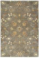 Kaleen Helena Lima Floral Wool Rug