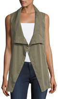 Splendid Wilder Tencel® Drape-Front Vest