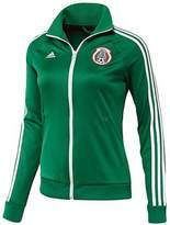 adidas Women's Mexico Soccer Track Top 2014 Warm Up Jacket Authentic -