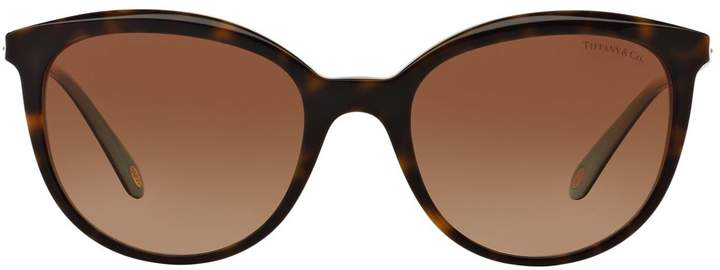 Tiffany & Co. Phantos Round Sunglasses