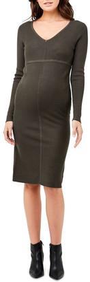 Ripe Amber Knit Dress