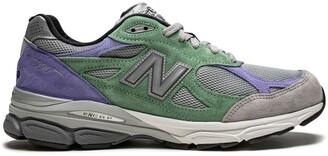 New Balance Paneled Sneakers