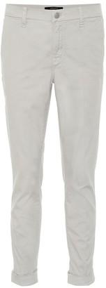 J Brand Josie mid-rise pants