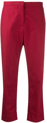Marni Cropped Slim-Fit Trousers