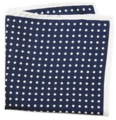 Club Monaco Dot Pocket Square