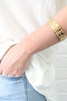 Jens Pirate Booty Thunderbird Cuff in Gold