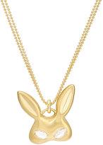 Finn Women's Rabbit-Mask Pendant Necklace
