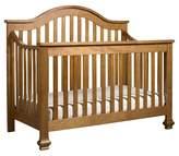 Million Dollar Baby DaVinci Clover 4-in-1 Convertible Crib with Toddler Rail