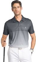 Izod Men's Classic-Fit Striped Performance Golf Polo