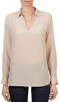 Gerard Darel Cesar Silk Shirt