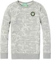 Scotch & Soda Jacquard Look Sweater