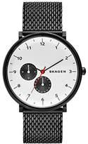 Skagen Men's SKW6188 Hald Grey Mesh Watch